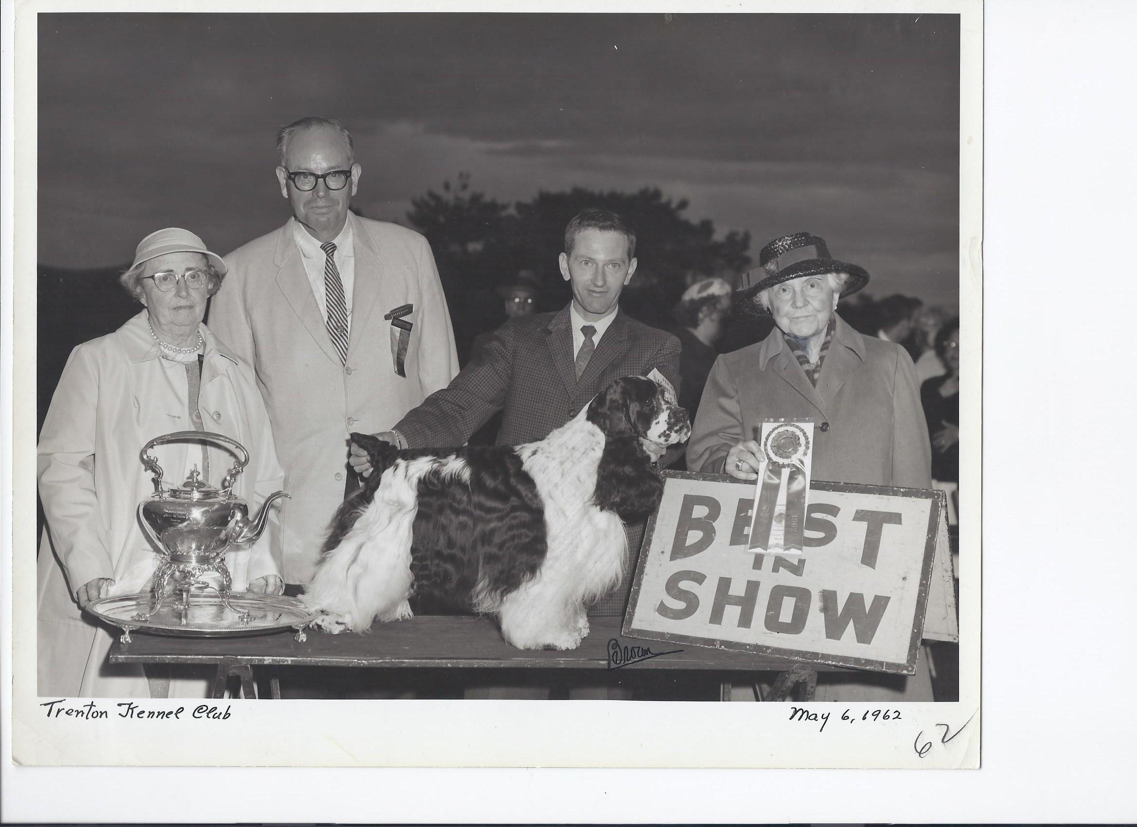 1962 Best In Show